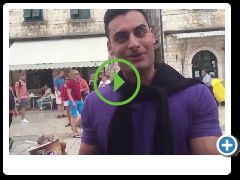 Rick Steves by Nick Steves: Tour of Stradun, Old Town, Dubrovnik, Croatia